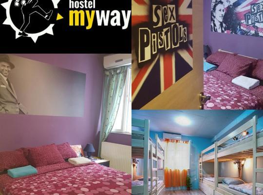 Φωτογραφίες του ξενοδοχείου: My Way Hostel