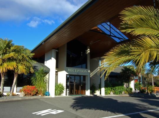 酒店照片: Lakeland Resort Taupo