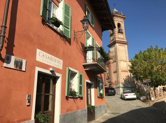 รูปภาพจากโรงแรม: Casa Roero - Camere di Charme