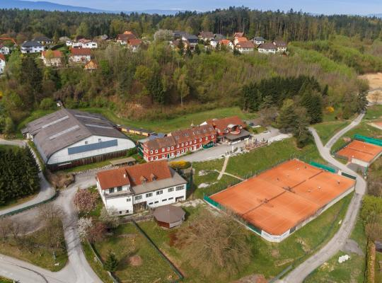 Хотел снимки: Hotel & Tennis Riederhof