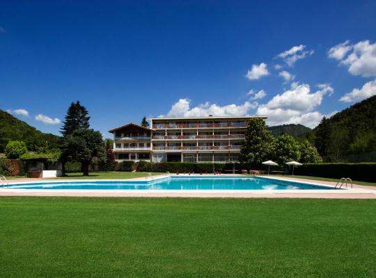 Фотографії готелю: Hotel Solana del Ter