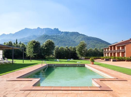 Хотел снимки: Hotel Vall de Bas