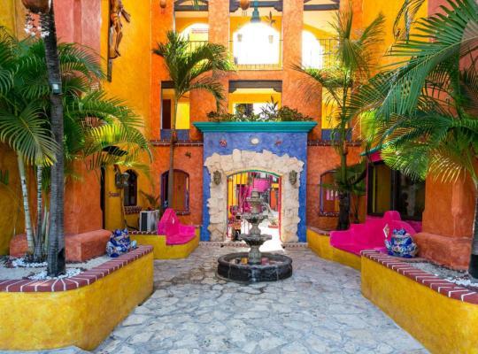होटल तस्वीरें: Hacienda Maria Bonita Hotel