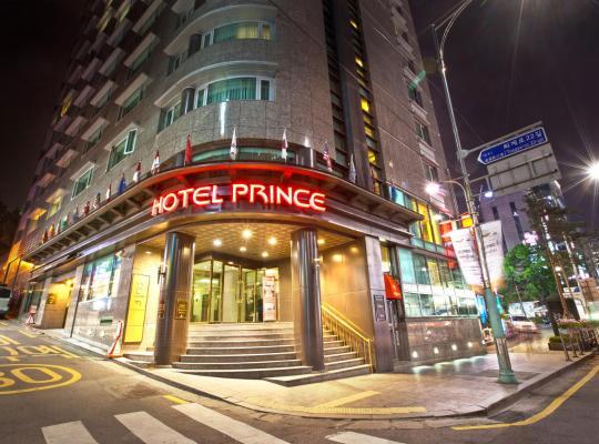 Photos de l'hôtel: Hotel Prince Seoul