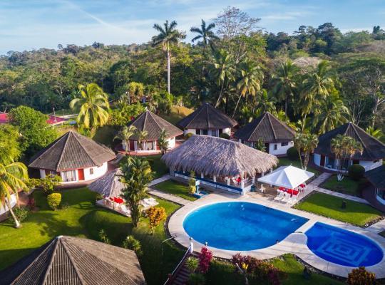 Хотел снимки: Hotel Maribu Caribe