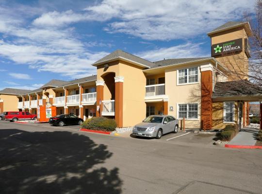 Хотел снимки: Extended Stay America - Denver - Tech Center - North