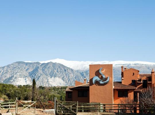ホテルの写真: Hotel & Winery Señorío de Nevada