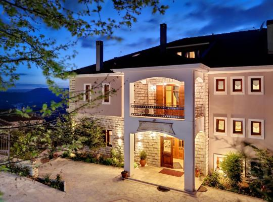 Otel fotoğrafları: Konitsa Mountain Hotel