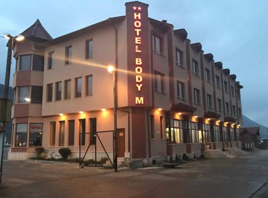 Zdjęcia obiektu: Hotel Body M