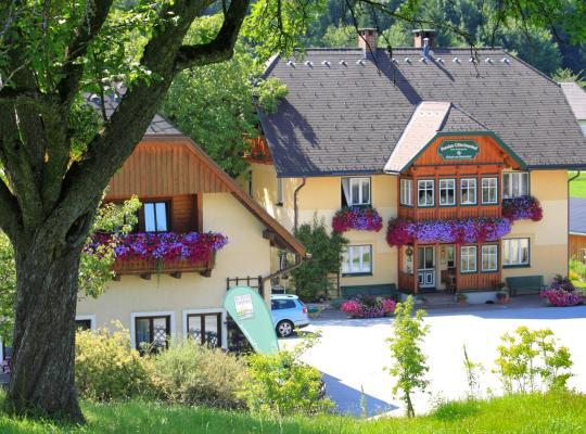 ホテルの写真: Pension Glitschnerhof