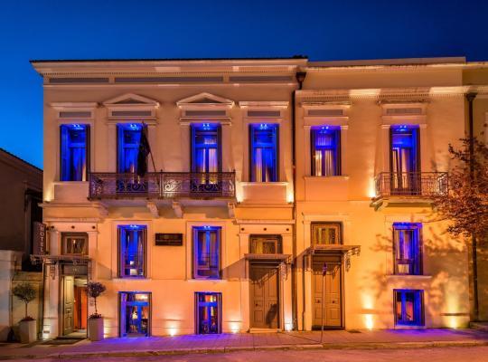 Fotos do Hotel: Maison Grecque Hotel Extraordinaire