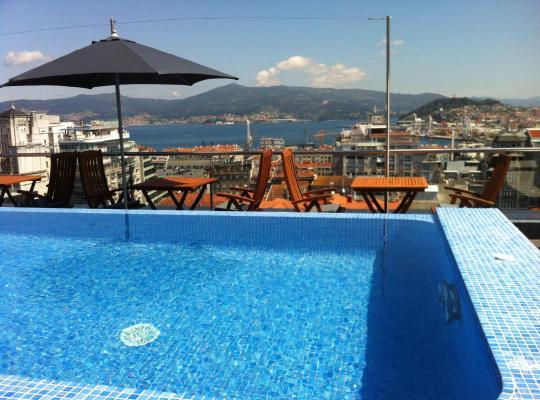 Fotos do Hotel: Hotel Axis Vigo