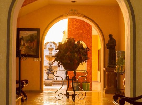 Φωτογραφίες του ξενοδοχείου: Hotel Casa Dulce Maria