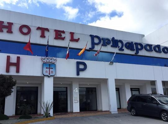 ホテルの写真: Hotel del Principado Tijuana Aeropuerto