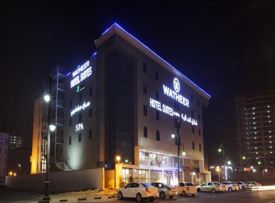 Otel fotoğrafları: Watheer Hotel Suite