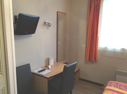 รูปภาพจากโรงแรม: Hotel du Haut Marais