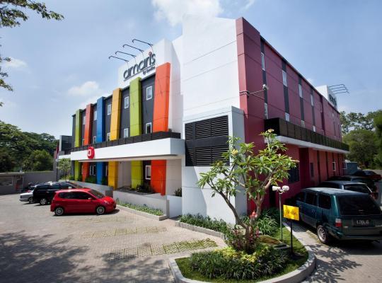 Viesnīcas bildes: Amaris Hotel Cimanuk Bandung