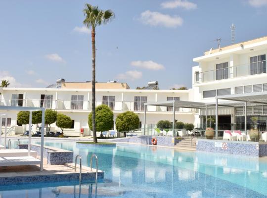 Хотел снимки: Fedrania Gardens Hotel