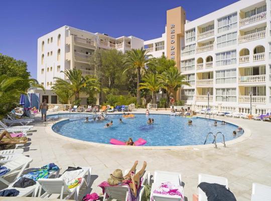 Хотел снимки: Aparthotel Reco des Sol