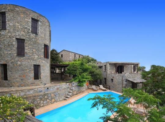 Foto dell'hotel: Pyrgos Traditional Village
