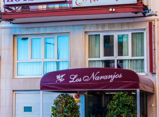 Хотел снимки: Los Naranjos