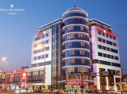 Képek: Hotel Antunovic Zagreb