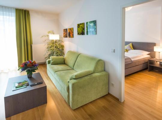 תמונות מלון: Ferien am Kurpark