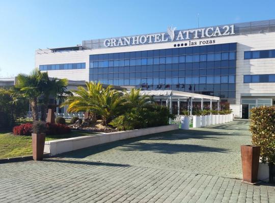 Φωτογραφίες του ξενοδοχείου: Gran Hotel Attica 21 Las Rozas