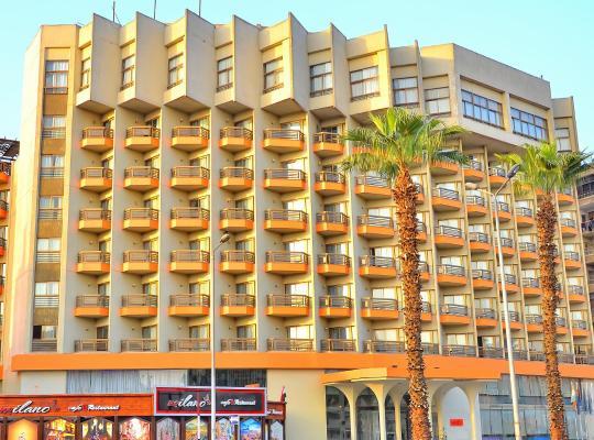 ホテルの写真: Aracan Pyramids Hotel