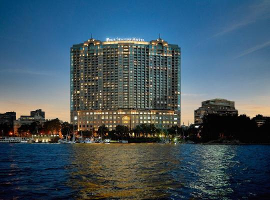 酒店照片: Four Seasons Hotel Cairo at Nile Plaza