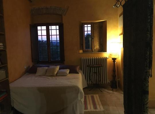 Фотографії готелю: The Romantic Tuscany Loft