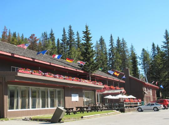 Képek: The Great Divide Lodge