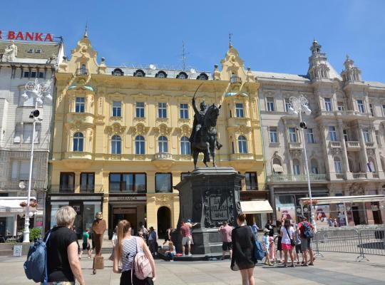 Foto dell'hotel: Studio Ban Zagreb