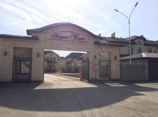 Foto dell'hotel: Apartment Hotel on Zhanibekova 90/2
