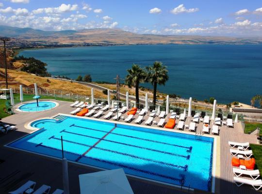 Φωτογραφίες του ξενοδοχείου: Golan Hotel