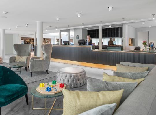 Fotos do Hotel: Quality Hotel Ekoxen