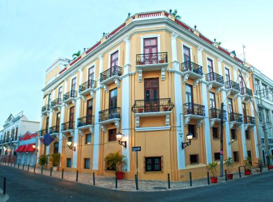 Fotos do Hotel: Antiguo Hotel Europa