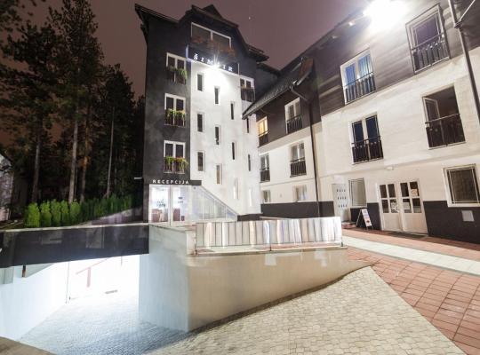 Хотел снимки: Garni Hotel Šimšir