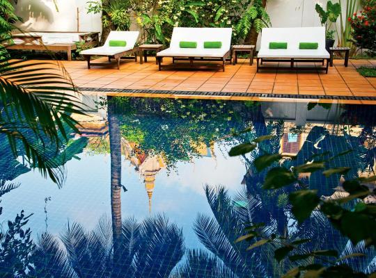 Hotel photos: Villa Langka Hotel & Restaurant