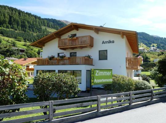 ホテルの写真: Haus Arnika