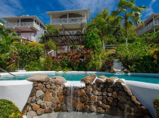 Hotel fotografií: Oasis Marigot