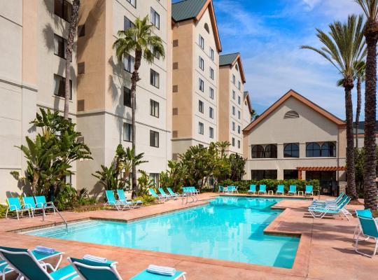 Фотографии гостиницы: Homewood Suites by Hilton-Anaheim