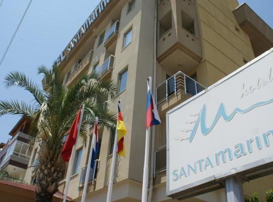 Ảnh khách sạn: Santa Marina Hotel