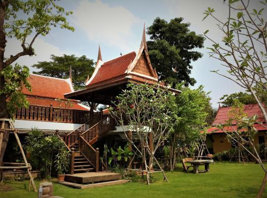 Hotel fotografií: Baan Thai House
