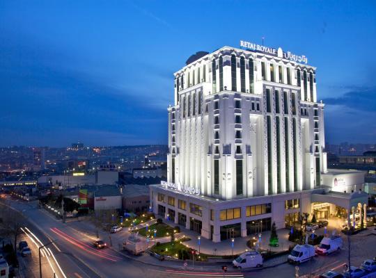 Фотографії готелю: Retaj Royale Istanbul