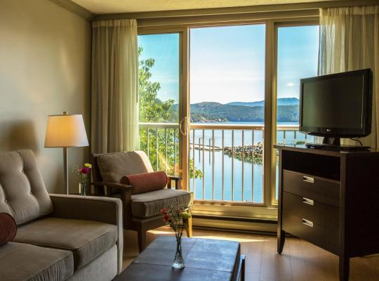 Хотел снимки: Oceanfront Suites at Cowichan Bay