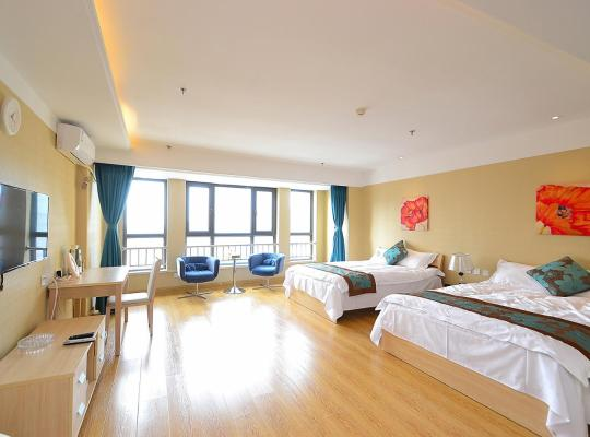 Фотографии гостиницы: Harbin Outstanding Vacation Apartment