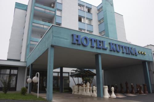 Fotos de Hotel: Hotel Kutina