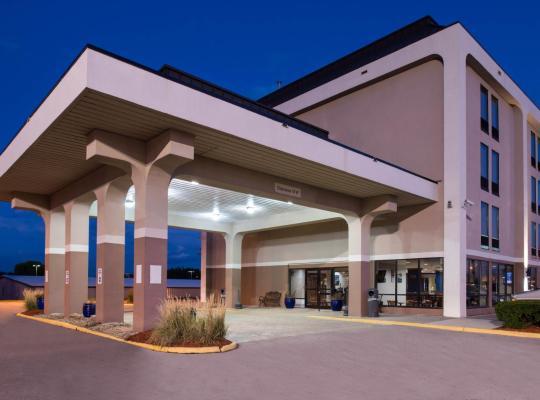 ホテルの写真: New Victorian Inn & Suites Omaha