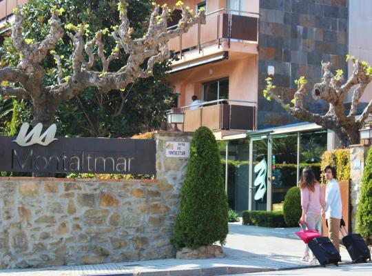Хотел снимки: Montaltmar